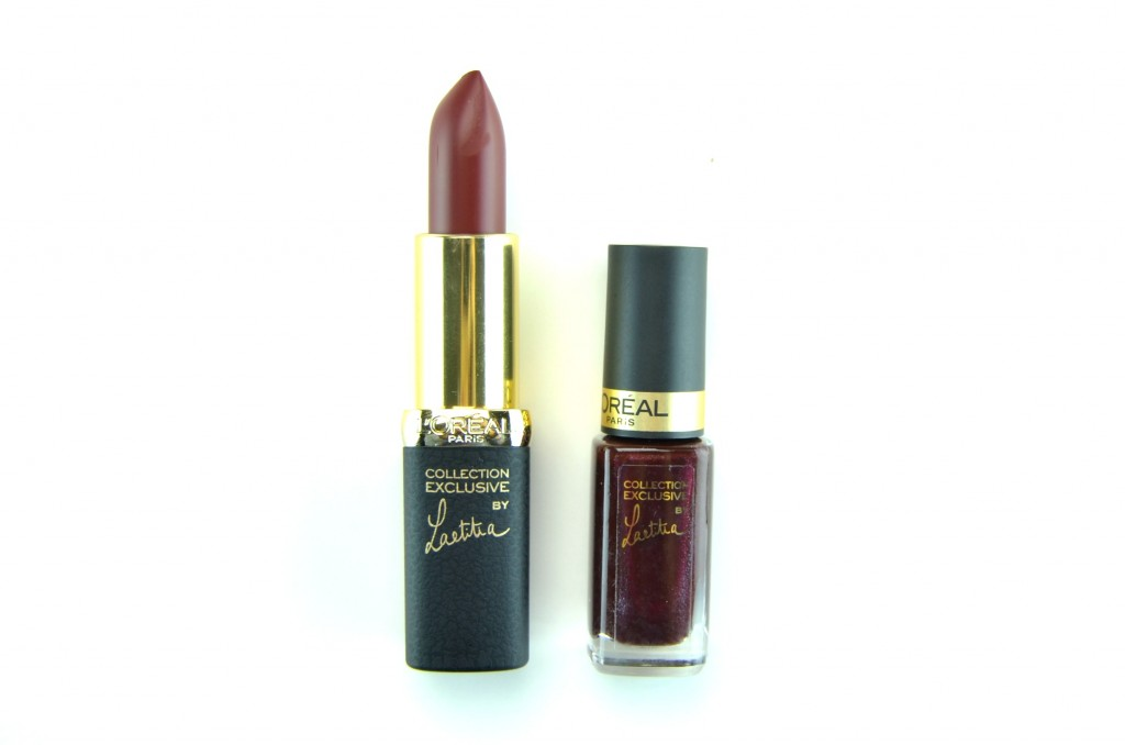 L'Oreal The Collection Exclusive Pure Reds (12)