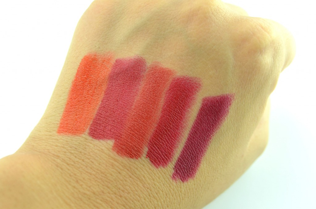 L'Oreal The Collection Exclusive Pure Reds (5)