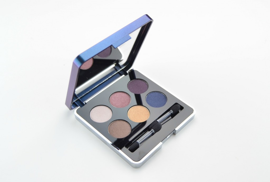 Lise Watier, Aurora, Winter 2014 Collection, Lise Watier Aurora Eyeshadow Palette