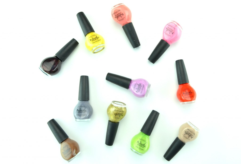 Nicole by OPI Spring/ Summer 2015 Collection