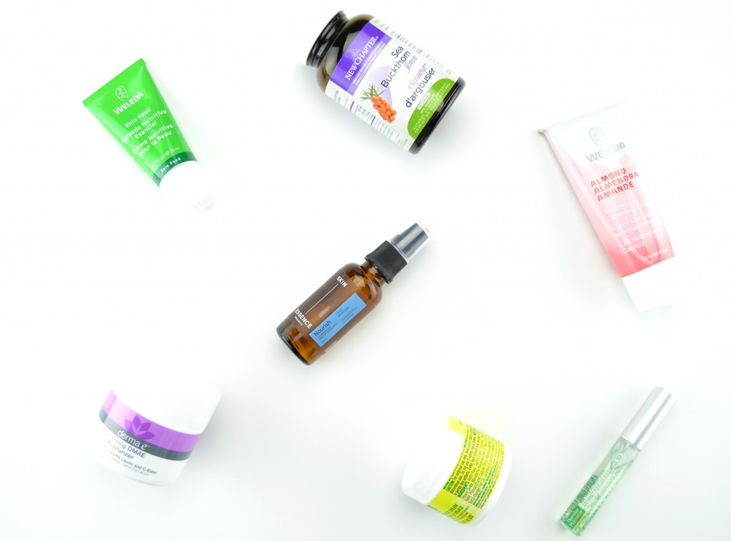 All-Natural Skin Care Products