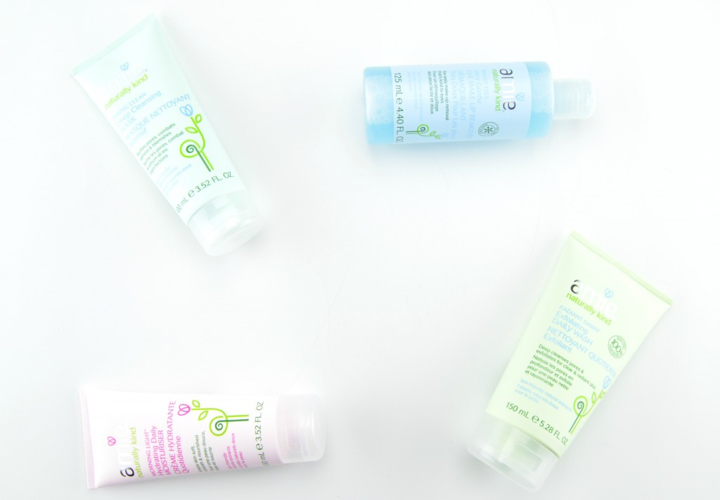 Amie Naturally Kind Collection Review