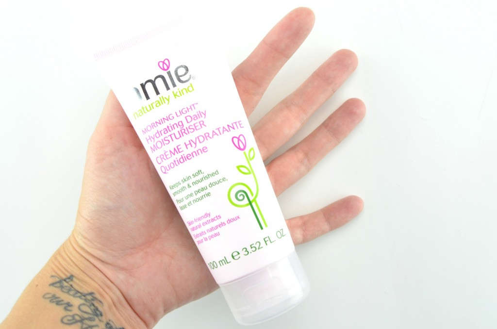 Amie, Naturally Kind, Amie Morning Light Hydrating Daily Moisturiser