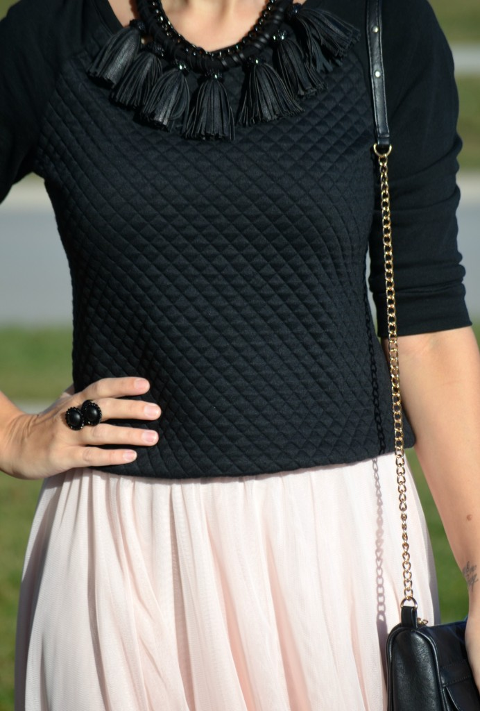 cocoa jewelry, statement necklace, Blogger, Fashion Crimes, fall Fashion, Latest Fashion Trends, Fashion Tips, Toronto Blog, What I Wore, Crimes of Fashion, Winter Outfits