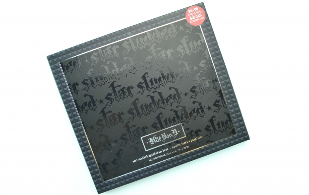 Kat Von D Star Studded Eyeshadow Book  (1)
