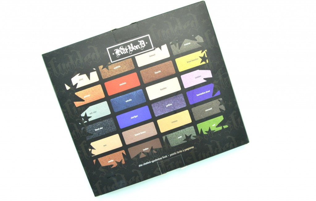 Kat Von D Star Studded Eyeshadow Book  (2)