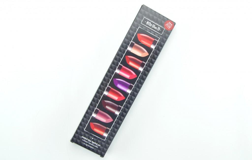 Kat Von D Studded Kiss Lipstick Set Review