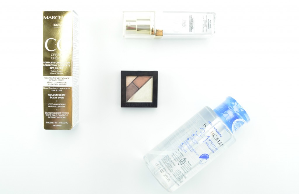 New Marcelle Products