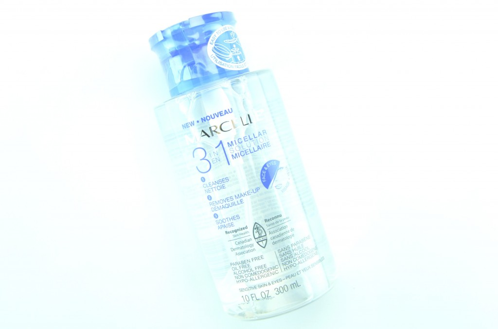 Marcelle 3-in-1 Micellar Solution  (2)
