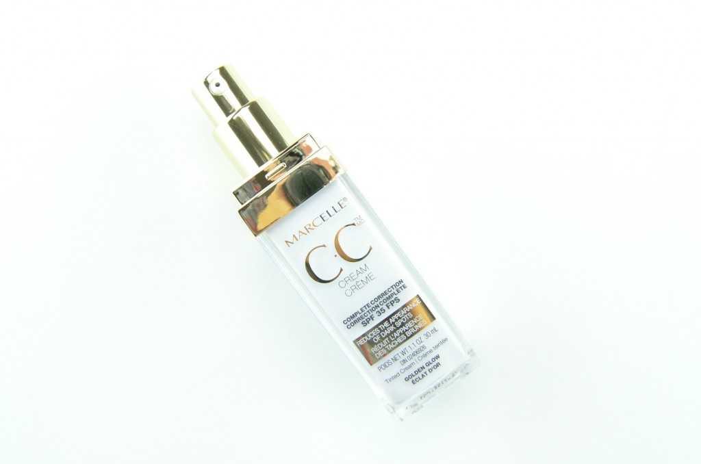Marcelle CC Cream SPF 35 Complete Correction in Golden Glow  (2)