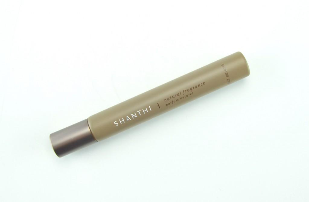 Saje Natural Wellness Shanthi Perfume