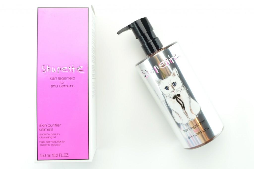 Shu Uemura, Ultime8 Sublime Beauty Cleansing Oil Skin Purifier, Shu Uemura Shupette Collection, Shu Uemura Shupette, cleansing oil, beauty bloggers