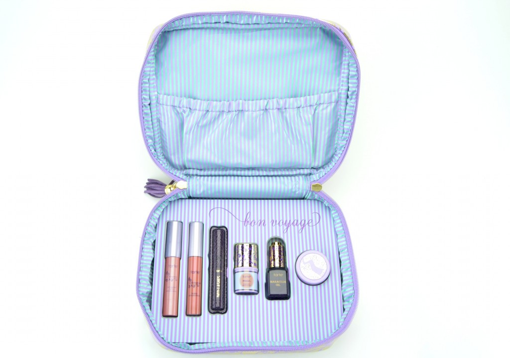 Tarte Bon Voyage Collector's Set And Travel Bag  (2)