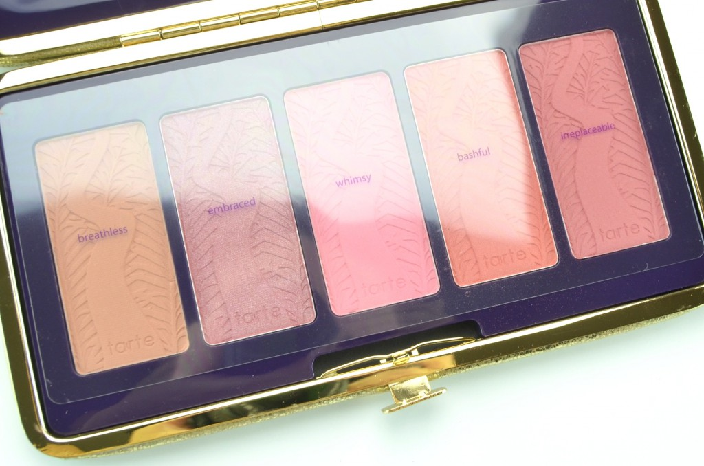 Tarte Pin Up Girl Amazonian Clay 12-Hour Blush Palette  (3)