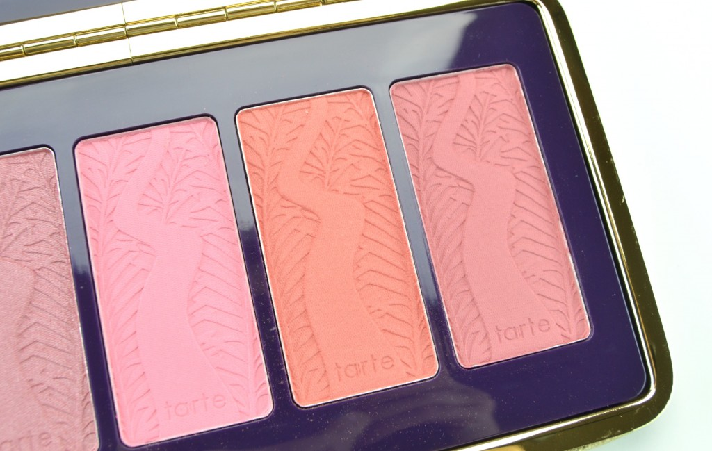 Tarte Pin Up Girl Amazonian Clay 12-Hour Blush Palette  (6)