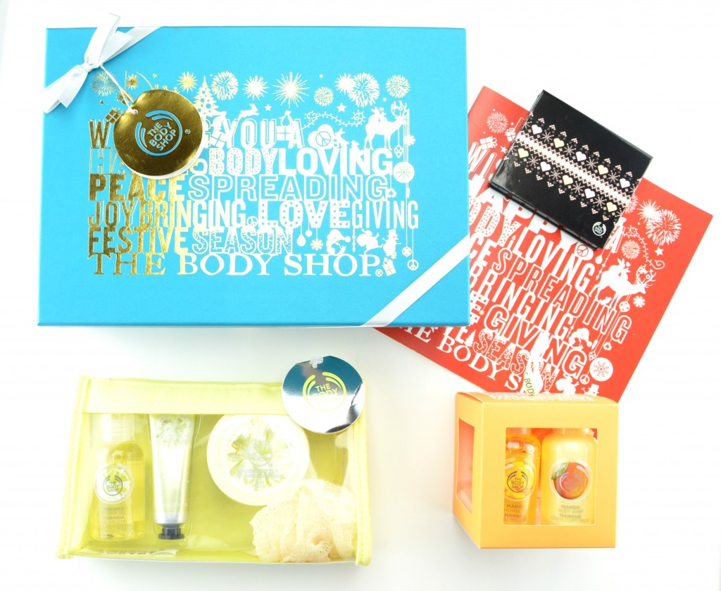The Body Shop Holiday 2014 Gifts