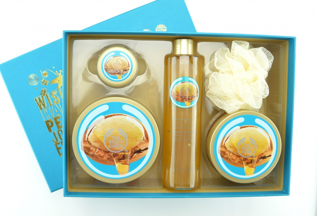The Body Shop Wild Argan Oil Premium Selection, The Body Shop Wild Argan Oil