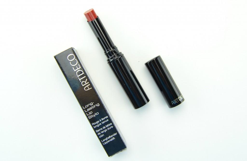 ARTDECO Long Lasting Lip Stylo in Scarlet Red  (1)
