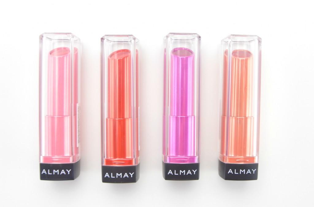 Almay Smart Shade, Butter Kiss Lipstick, lip butter