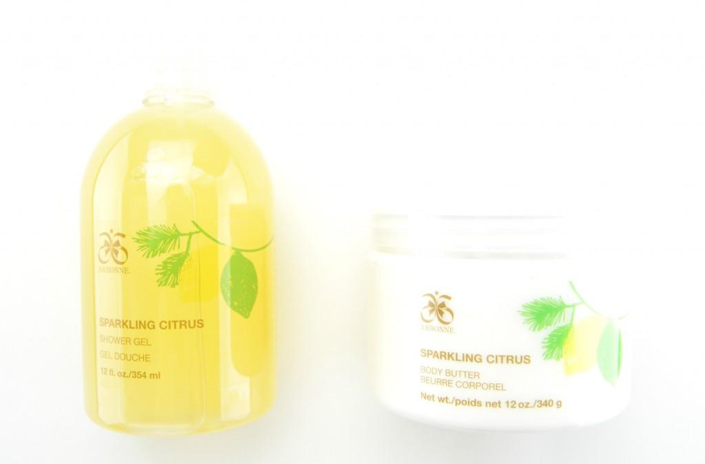 Arbonne Twinkle & Shine Sparkling Citrus Review