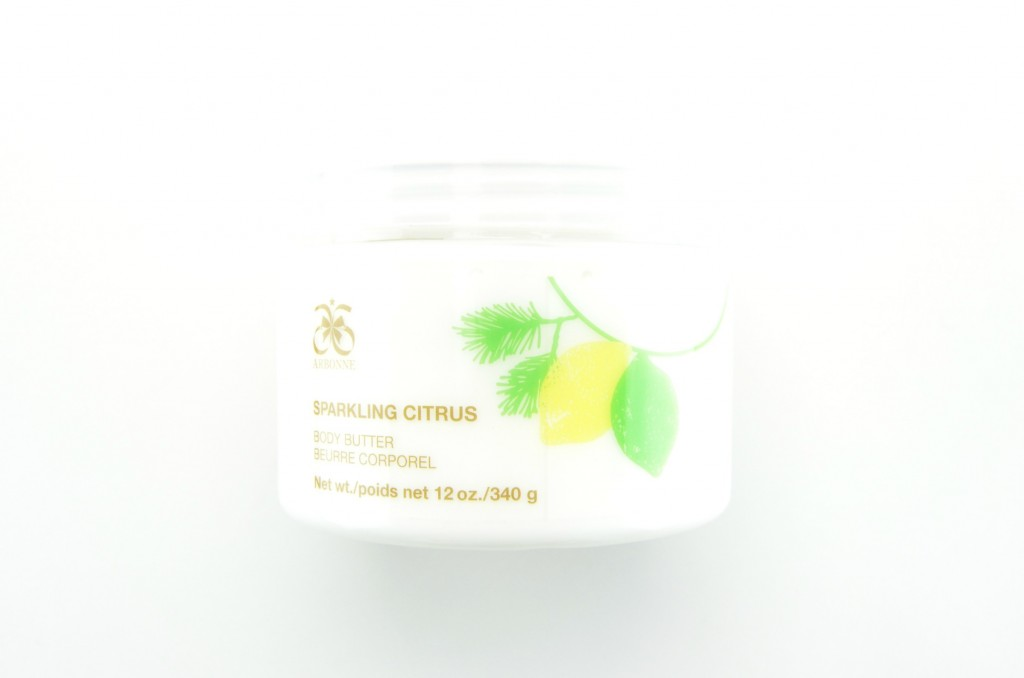 Arbonne, Twinkle and Shine Sparkling Citrus Luxury, body butter, Arbonne Sparkling Citrus Body Butter