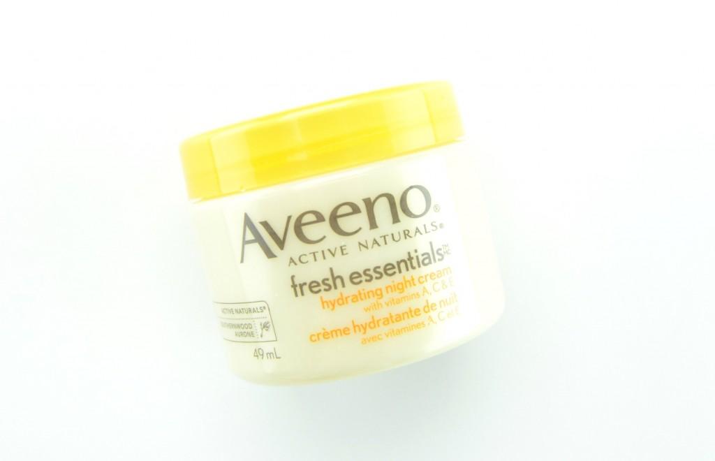 Aveeno Fresh, Aveeno Fresh Essentials Hydrating Night Cream