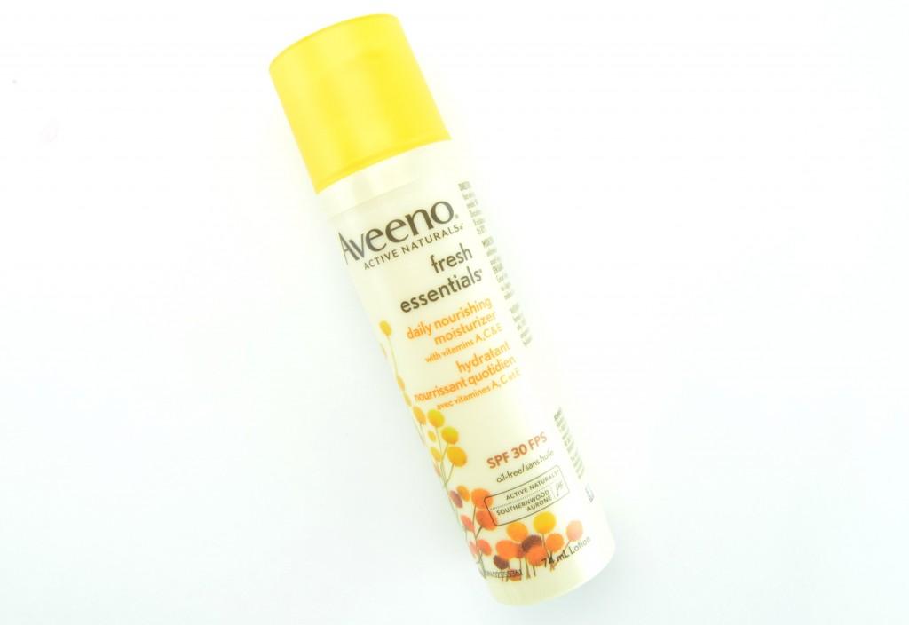 Aveeno, Fresh Essentials, Aveeno Fresh Essentials Daily Moisturizer SPF 30