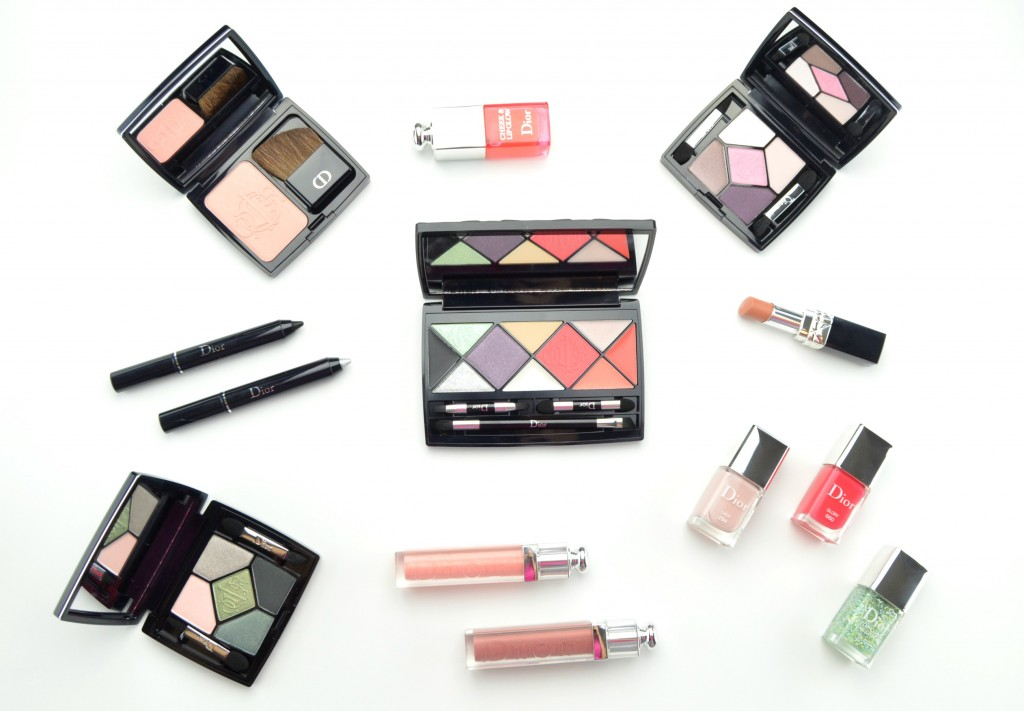 Dior Kingdom of Colors Spring 2015 Collection Review