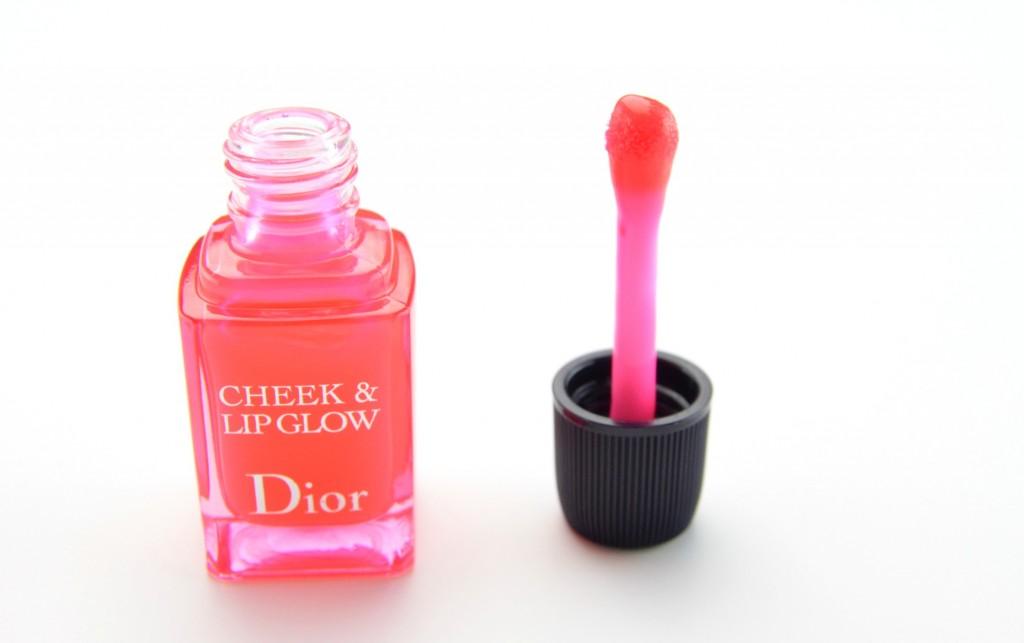 Dior Cheek & Lip Glow Instant Blushing Rosy Tint