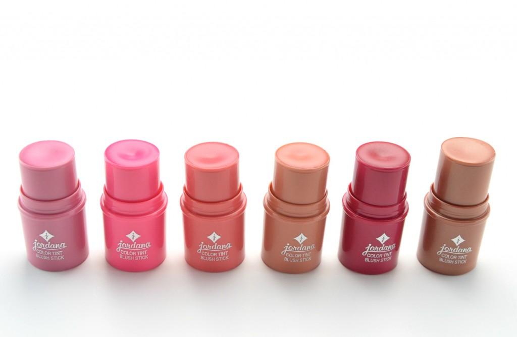 Jordana Color Tint Blush Stick, cream blush, cream blush stick, jordana blush