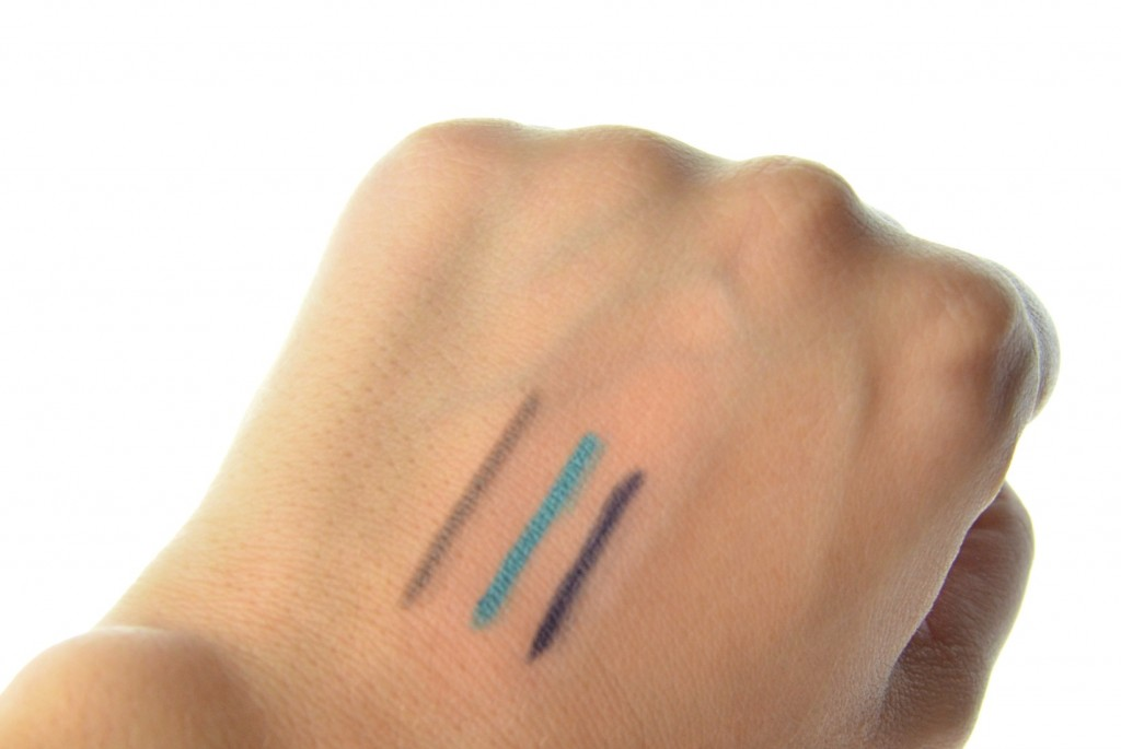 Jordana Easyliner For Eyes, eyeliner, blue eye liner, black eyeliner, jordana eye liner
