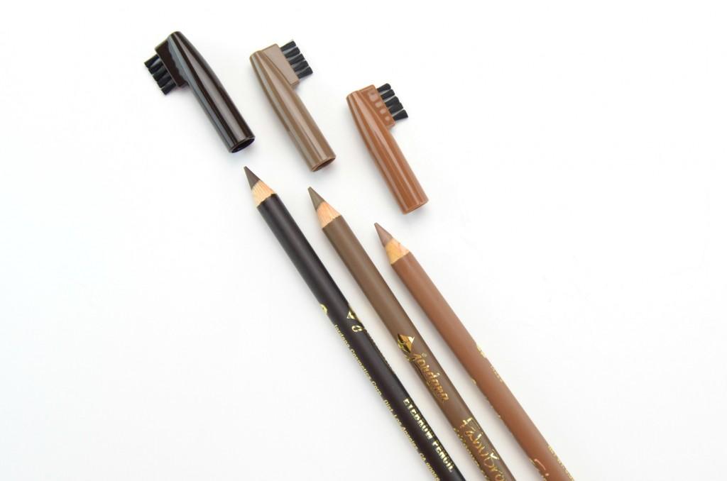 Jordana Fabubrow Eyebrow Pencil, eyebrow pencil, eyebrow kit, jordana eyebrow pencil