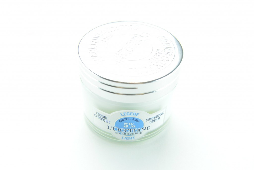 L'Occitane Light Comforting Cream  (2)
