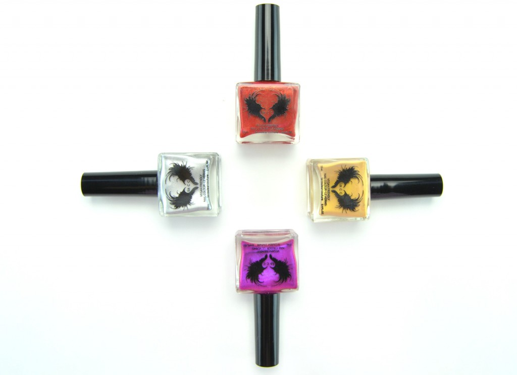 La Couleur Couture nail polish, Lacc polish, Toxic-free, cruelty-free and vegan-friendly, nail polish, red polish, lacc polish