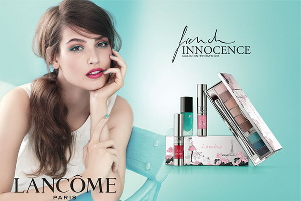 Lancôme French Innocence Spring 2015 Makeup Collection Review