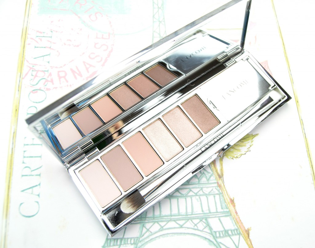 Lancôme My French Palette Eyeshadow review