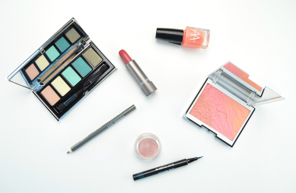 Lise Watier Expression 2015 Spring Collection Review