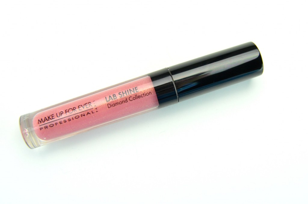 Make Up For Ever Lab Shine Lipgloss in D14