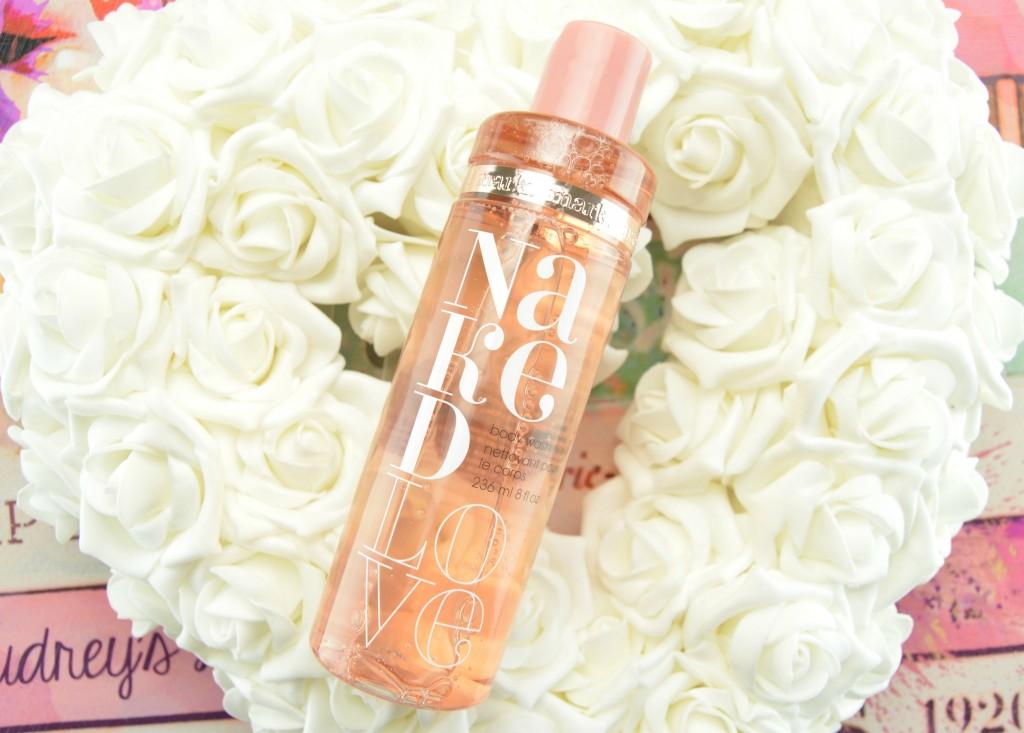 Mark Naked Love Body Wash, body wash, avon shower gel, naked love