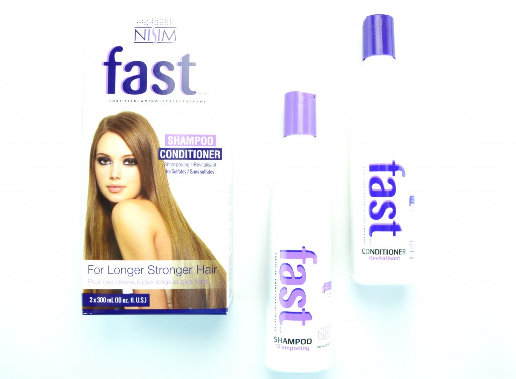 Nisim, F.A.S.T. Shampoo, F.A.S.T Conditioner, hair duo, giveaway