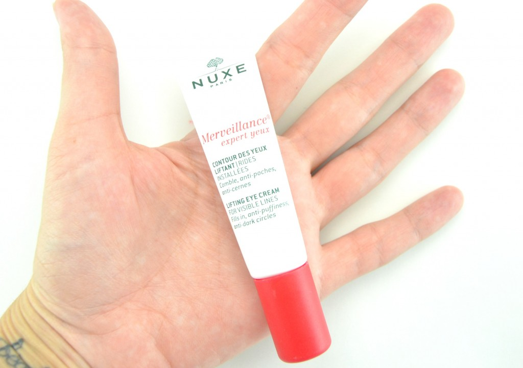 Nuxe,  Merveillance Expert , eye cream, anti-aging cream