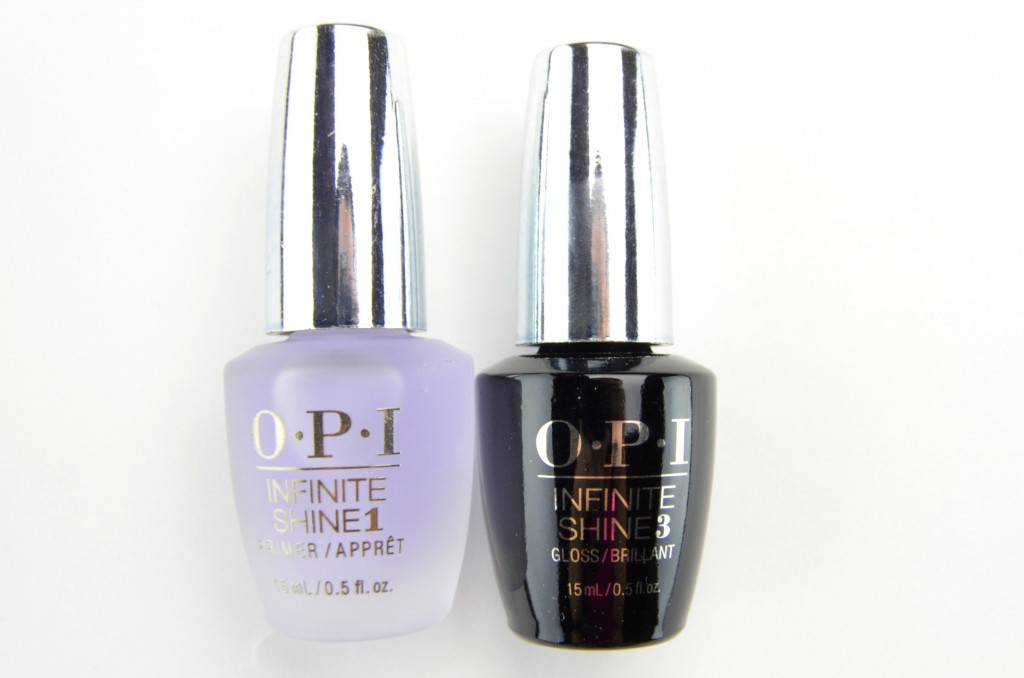 OPI Infinite Shine, Gel nails, Effects Lacquer System