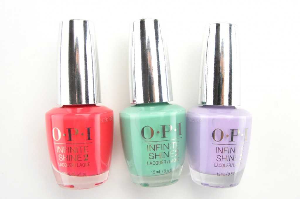 OPI Infinite Shine Gel Effects Lacquer, nail polish, gel nails