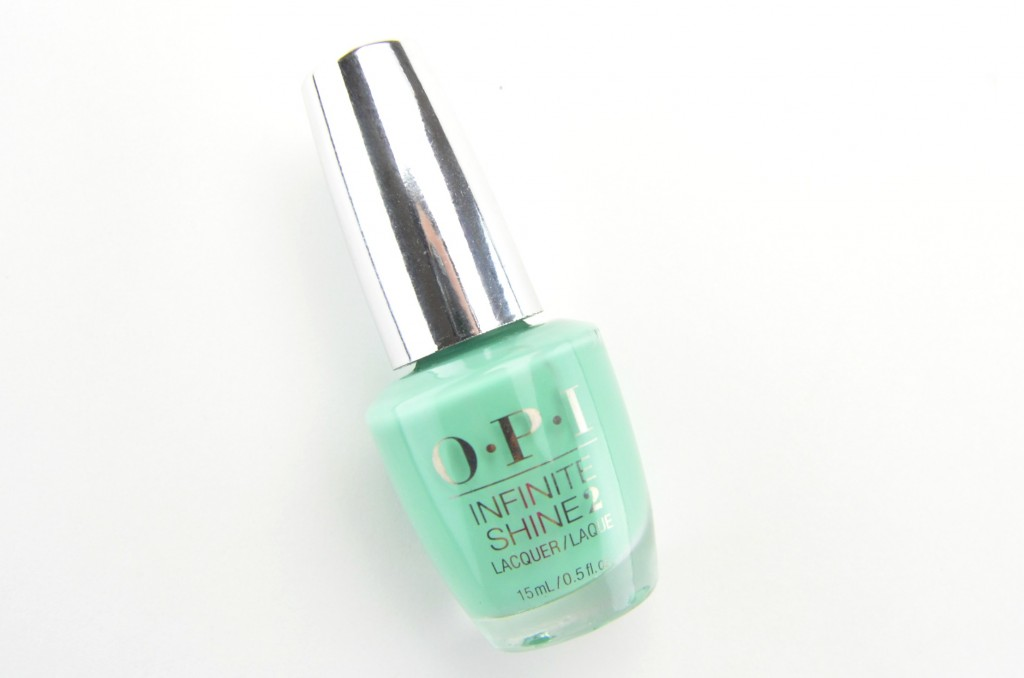 OPI Infinite Shine Gel Effects Lacquer, OPI Infinite Shine Lacquer in Withstands the Test of Thyme