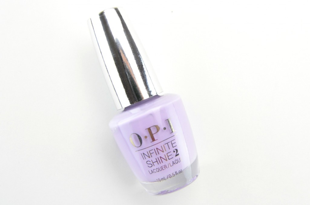 OPI Infinite Shine Gel Effects, OPI Infinite Shine Lacquer in Pursuit of Purple