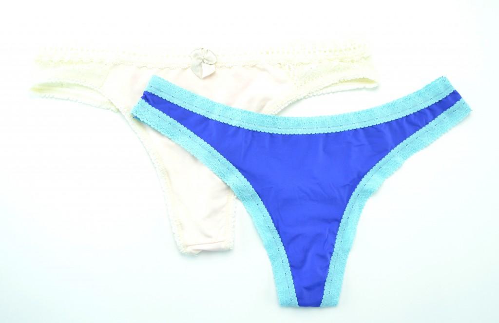 Panty By Post, silk underwear, panties, white underwear, undies