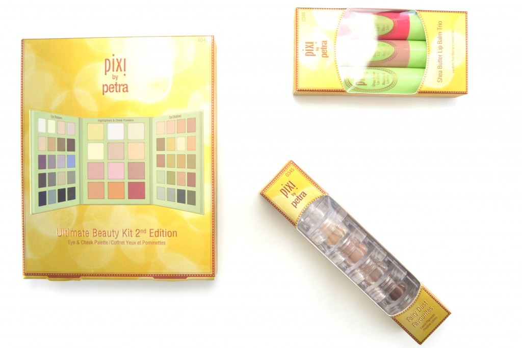 Pixi Holiday 2014 Collection