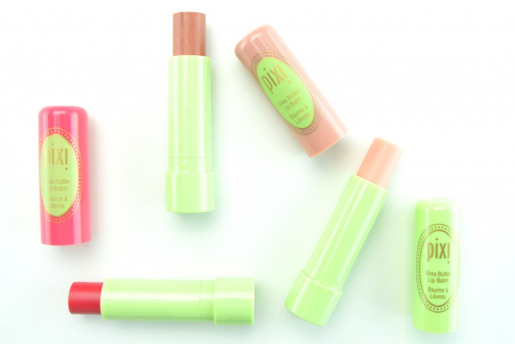 Pixi Shea Butter Lip Balm Trio, Canadian Beauty Bloggers, Canadian Beauty Blog, Canadian Beauty Blogger, Fashionista, look of the day, skin care routine, health care, skincare, FOTD