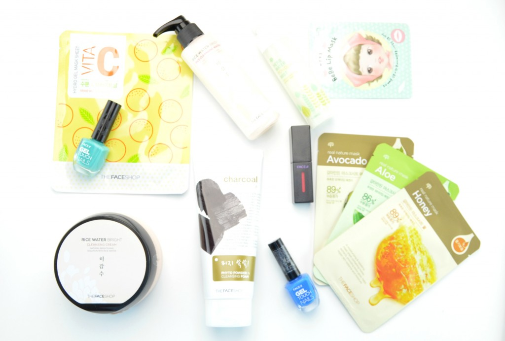 THEFACESHOP Review