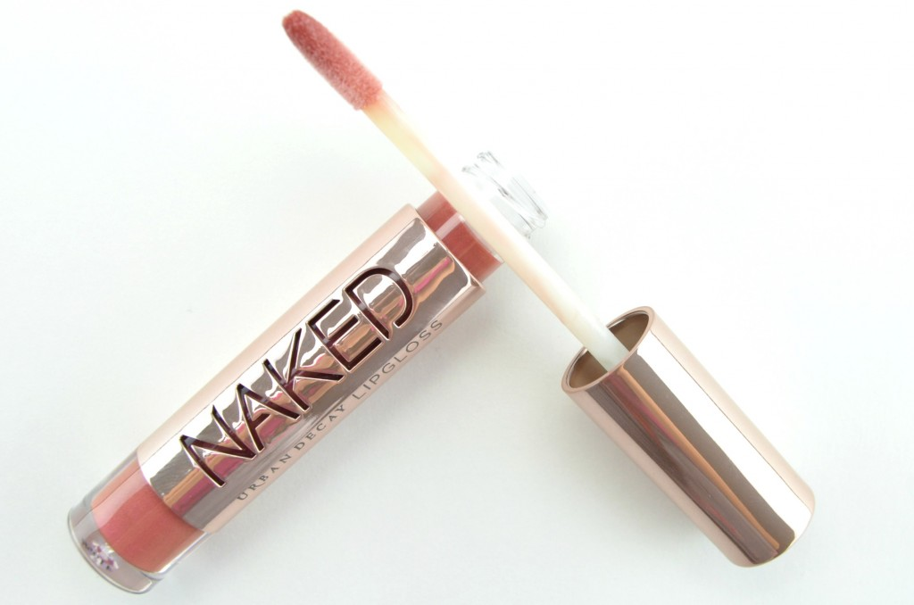 Urban Decay, Naked On the Run, Urban Decay Naked Lipgloss in Sesso, lipgloss